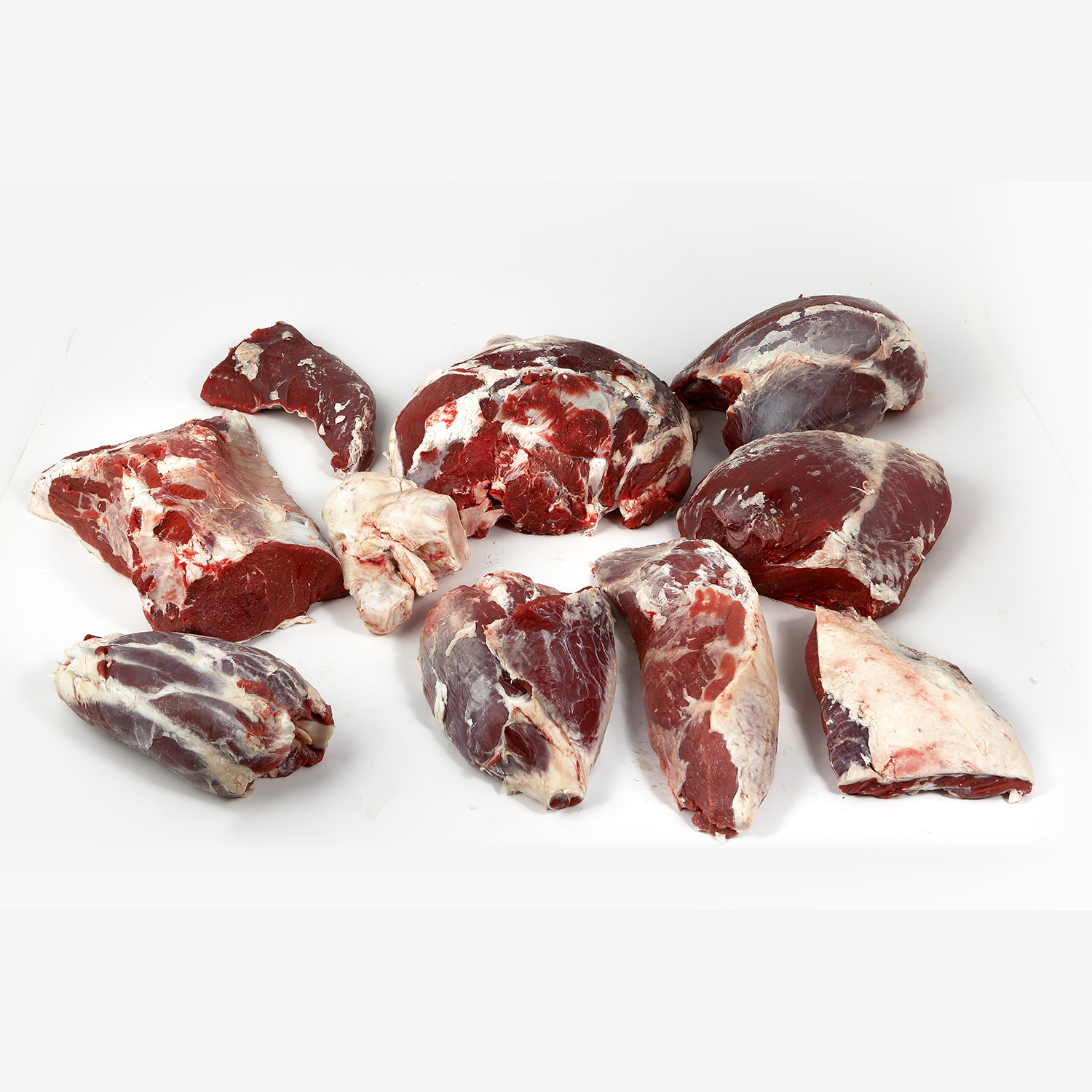 Frozen beef and veal achilles tendon meat fresh Italy EU CENTRO CARNI COMPANY SPA