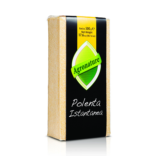 Agronature - Polenta istantanea Instant Corn Flour for Porridge Italy