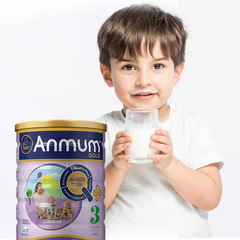 Anmum 3 baby 900g/ milk powder.