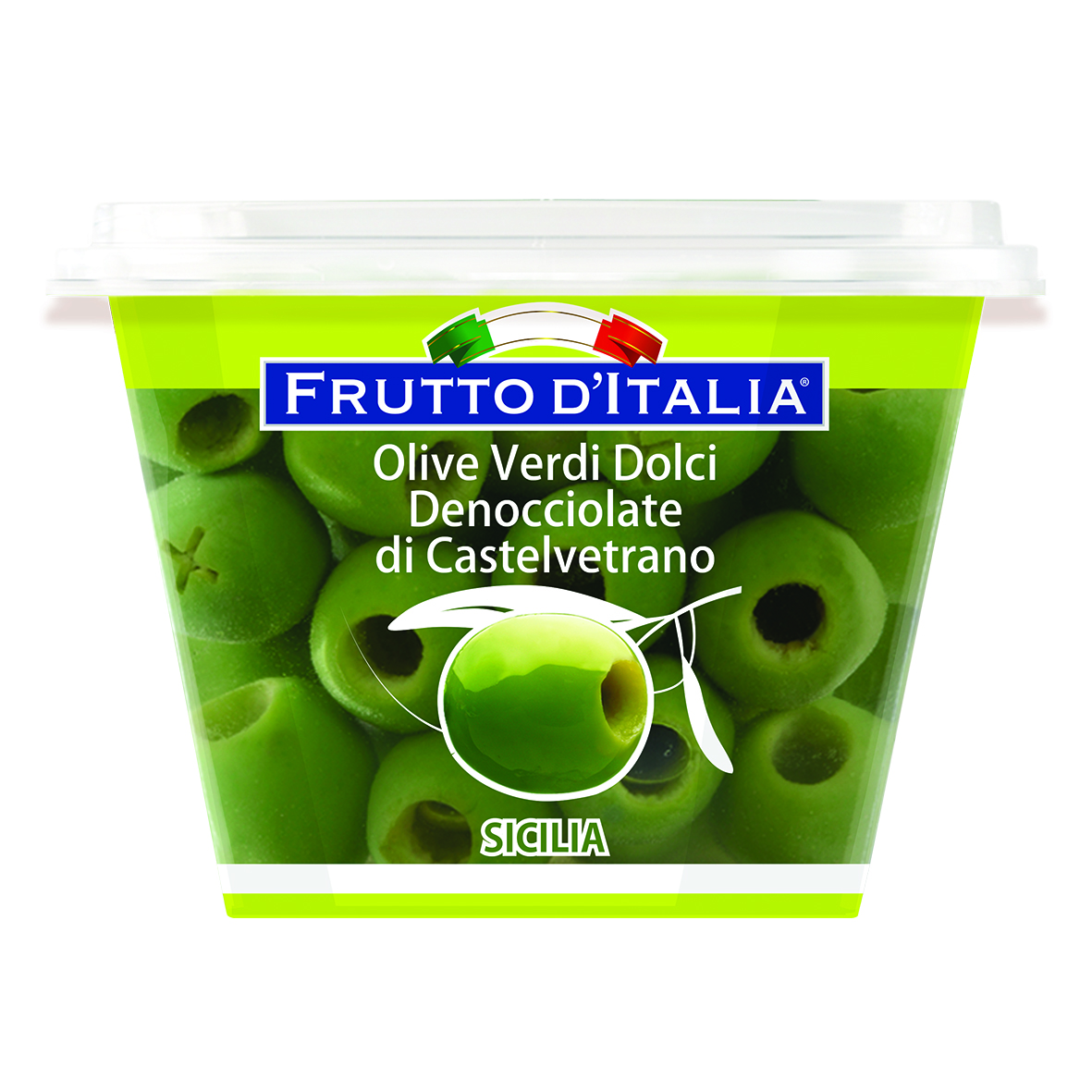 Green Pitted Castelvetrano Olives Italian Convenience Food Green Olives shelless Olives