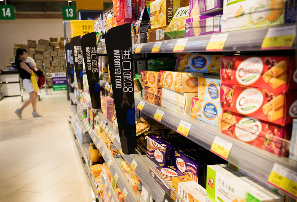 3 TRENDS AFFECTING CHINESE ATTITUDES TOWARDS IMPORTED FOOD