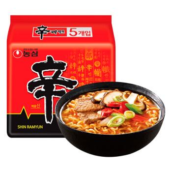 Purchase of Korean Sinna Noodles