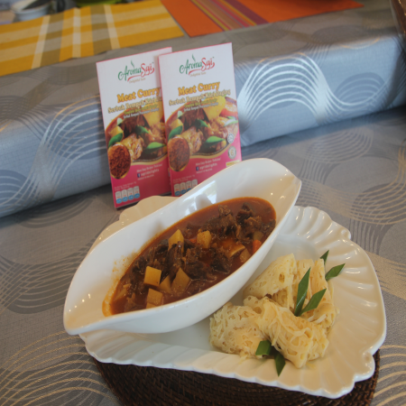 MEAT CURRY