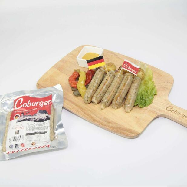 Buy Sausage, German Roast Sausage, Coburg Nuremberg Roast Sausage (Red Card), Breakfast Sausage
