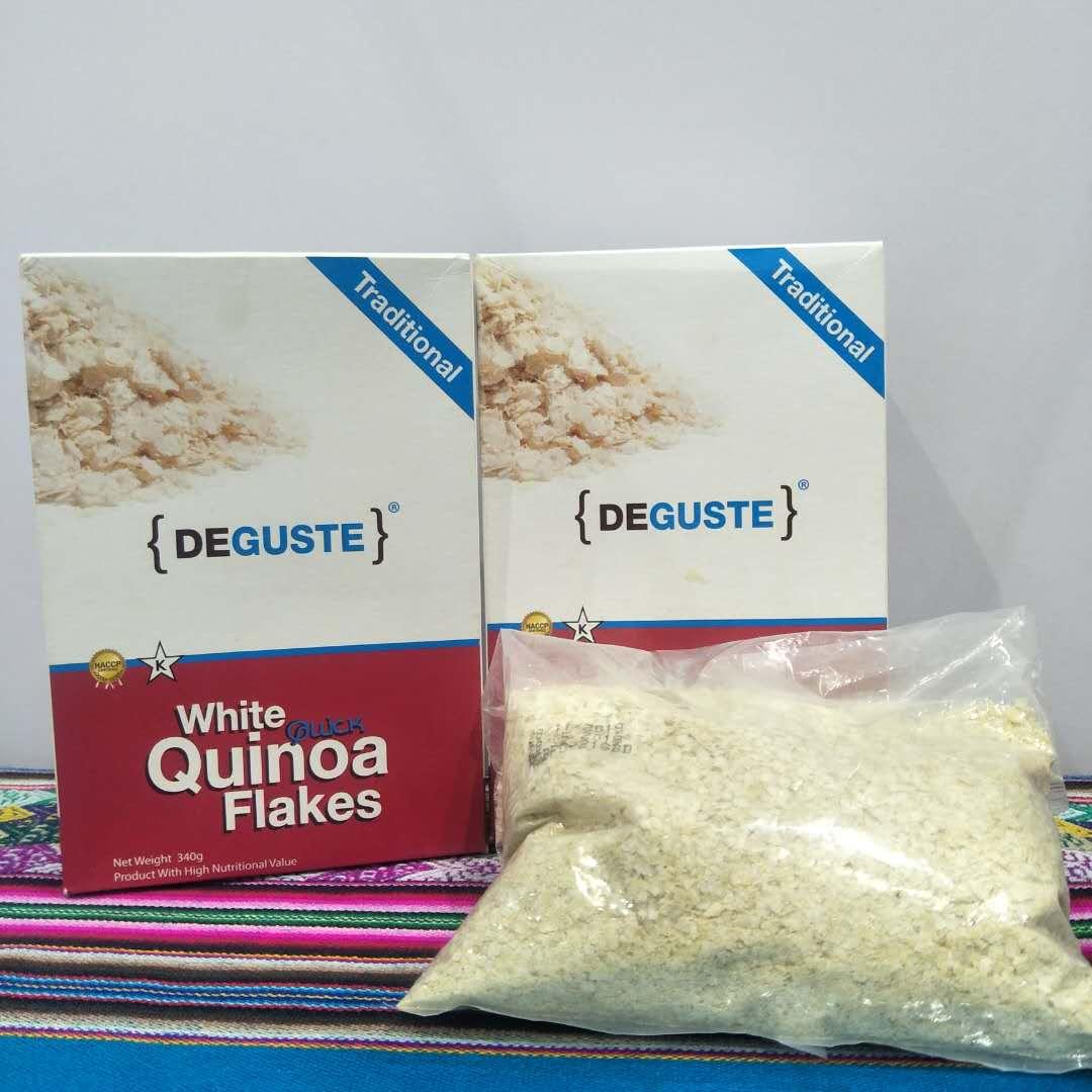 DEGUSTE white quinoa flakes