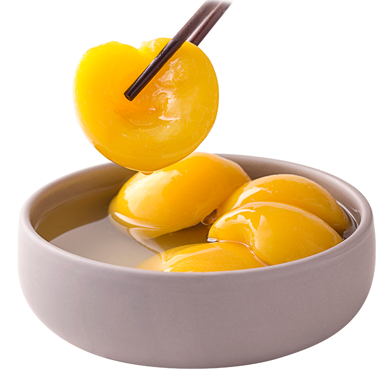 Purchase Imported Canned Yellow Peach