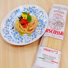 ItalianpastaSpaghettiRiscossaglutenfreefromItaly400g