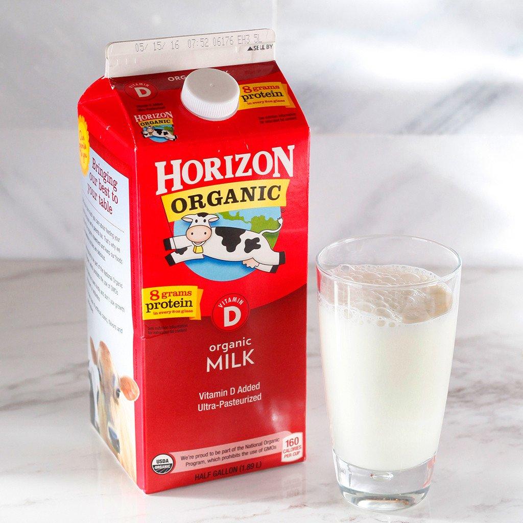 Buy Organic Milk