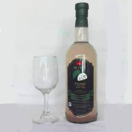 MERCI FRUIT WINE GUYABANO FLAVOR 750ML