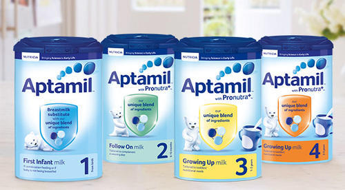 Aptamil, Nutrilon, Similac Baby Formula Wholesale