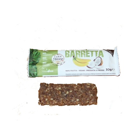 Bar coco_banana italy Leisure food, frozen fruit and vegetable, dried food