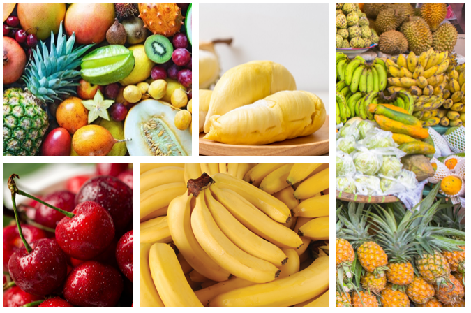 ADDICT TO THE SWEET AROMA OF FRUITS——TASTES FROM ALL OVER THE WORLD(3)