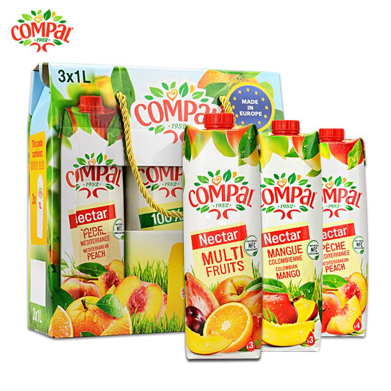 Best Juice COMPAL Brand Juice Drink