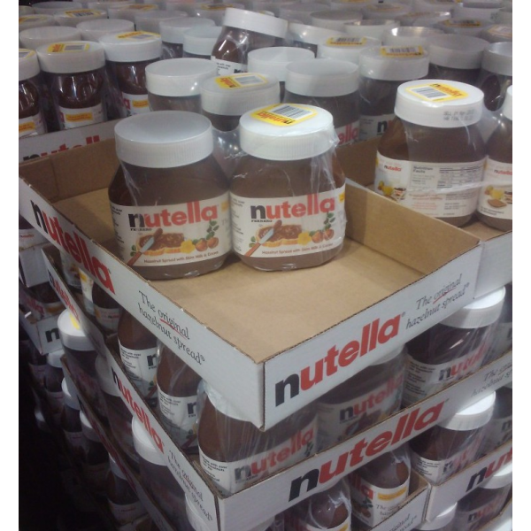 Ferrero Nutella Chocolate 300g, 700g, 1Kg, 3kg Wholesale