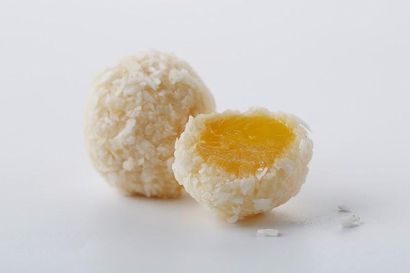 Professional Platform of AFood 228g Sweet coconut milk gummy