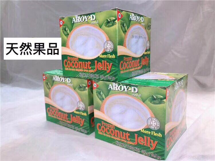 An Lai Li licensing frozen coconut jelly
