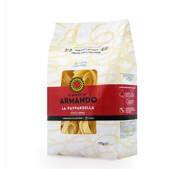 Italy Armando La Pappardella Integrale Bio Dried Pasta