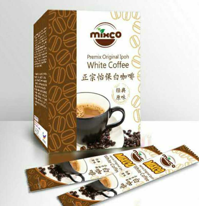 Premix Original Ipoh White Coffee