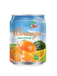 250ml Orange Fruit Juice