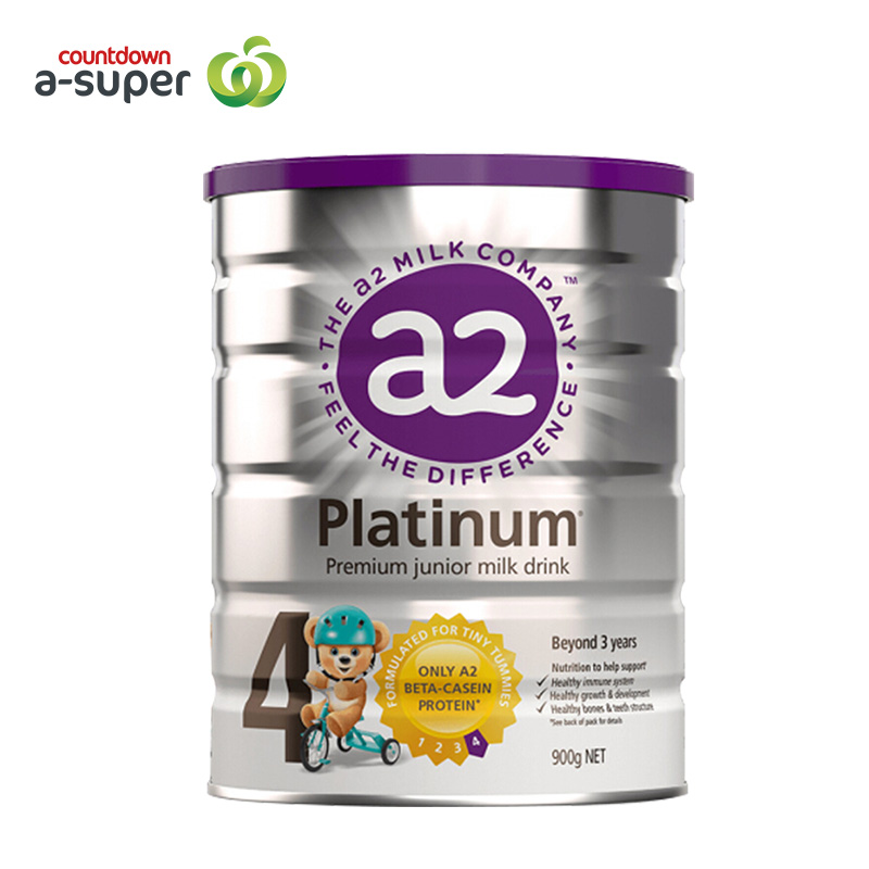 A2 Australian New Zealand infant formula 4 900g/ cans