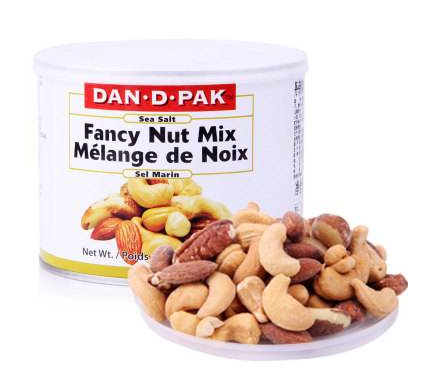Purchase of 1000g cashew nuts and mixed nuts imported from DAN.D.PAK Vietnam