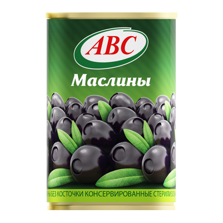 Imported canned food,Pitted olives canned,Belarusian food