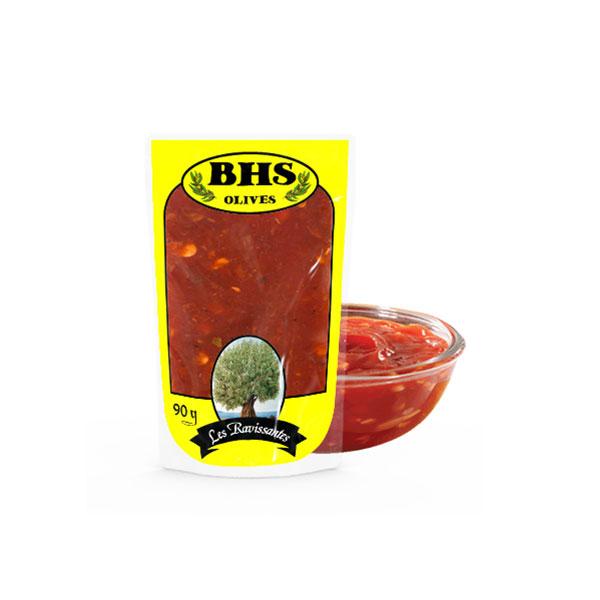 Supply Algerian comdiment chili sauce Dersa