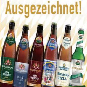 Herrliches Herrnbräu German Beer Herrnbrau Germany