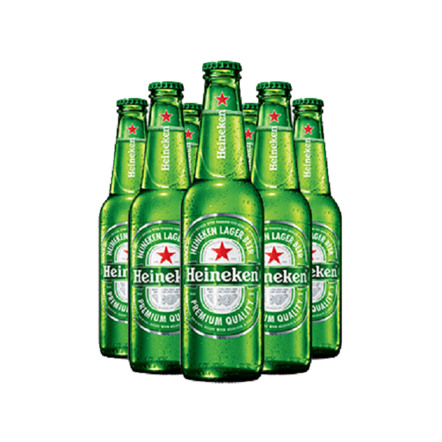 PREMIUM QUALITY HEINEKEN BEER 250ml , 330ml & 500ml