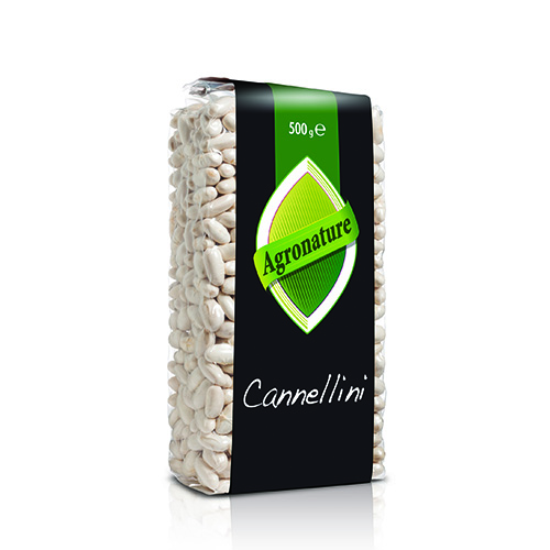 Agronature Cannellini Pulses Food Soy Beans from Italy