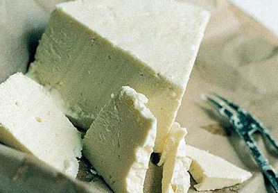 Creamy soft cheese