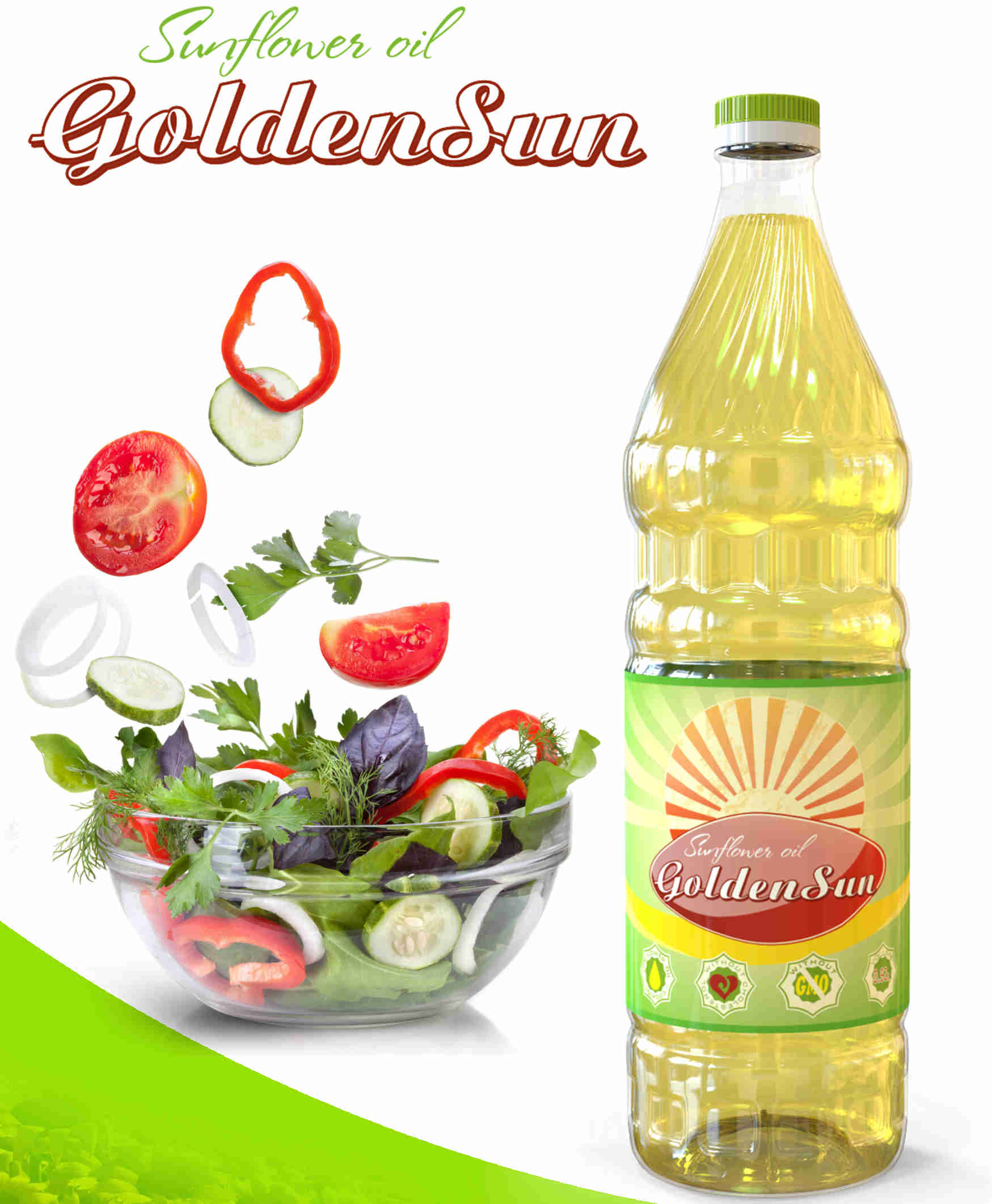 Refined Sunflower Oil Country of Origin Ukraine