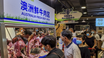 Sales of tariff-free Australian beef liked by residents in Hainan Island | FOOD2CHINA news