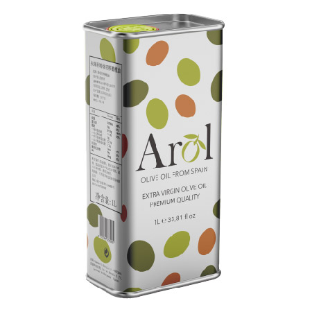 Spanish Extra Virgin Olive Oil - Arol Olive Oil