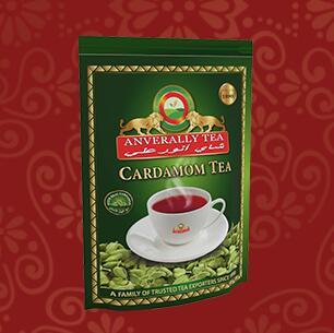 Sri Lanka Premium Quality 100% Pure Ceylon Tea,Loose tea pounch,Black Tea / Green Tea