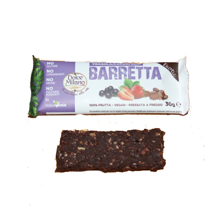 Bar strawberry cacao acai italy Leisure food, frozen fruit and vegetable, dried food