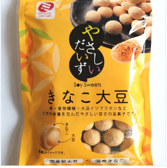 Japanese beans and nuts snack