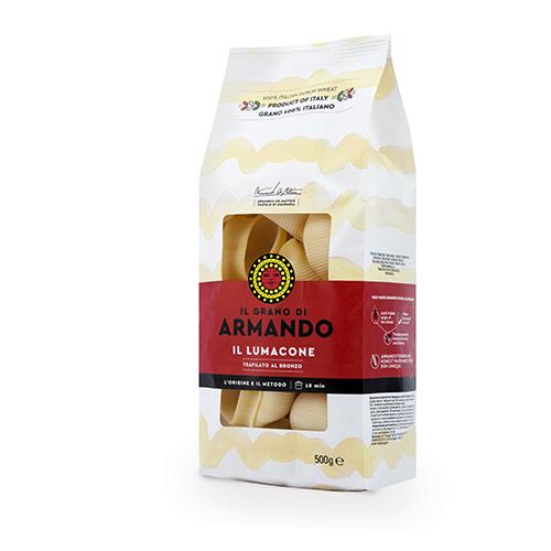 Italy Armando Lumacone Pasta Lumaconi Pasta