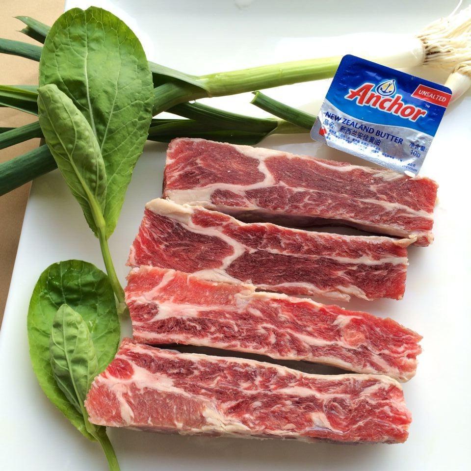 Buy frozen beef ribs