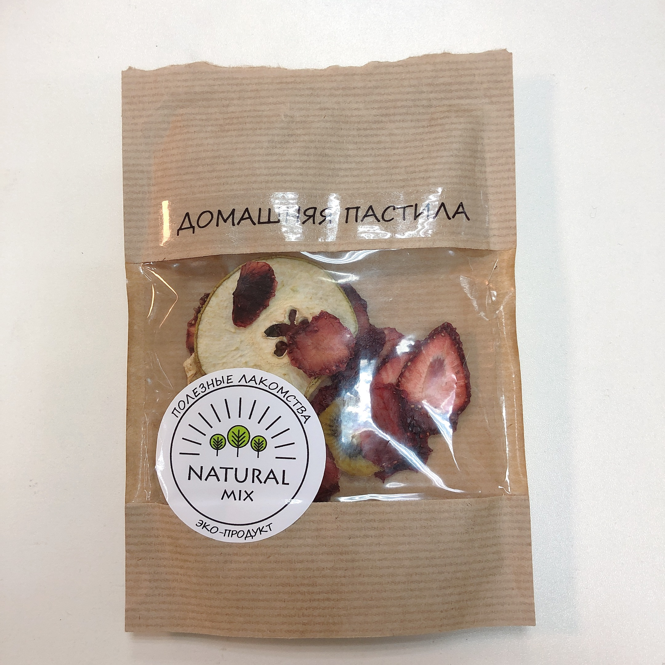 Supplying natural fruit slices and vegetable slices without preservatives and additives