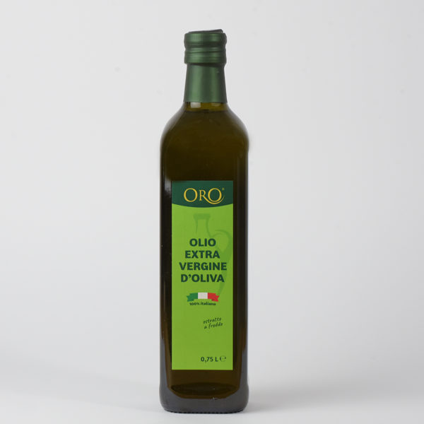 100% ITALY Extra Virgin Olive Oil, condiment