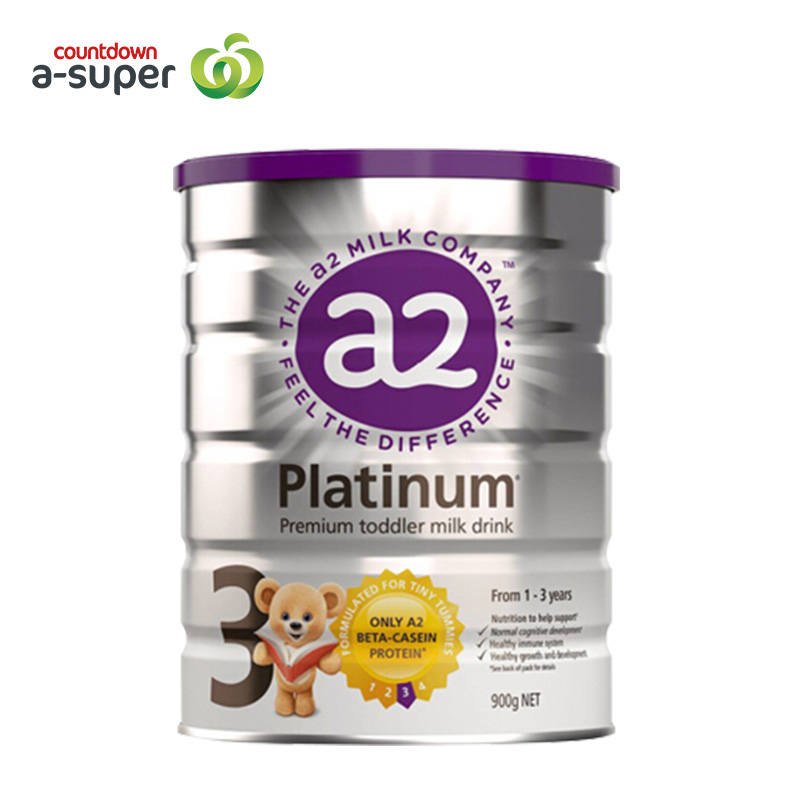 A2 Australian New Zealand infant formula 3 900g/ cans