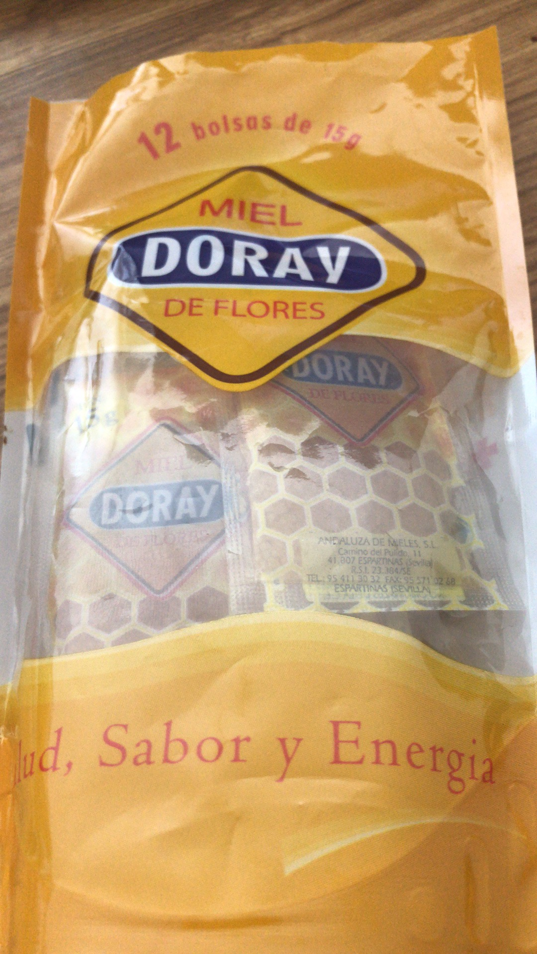 Doray hundred flowers honey is packed independently, super convenient!