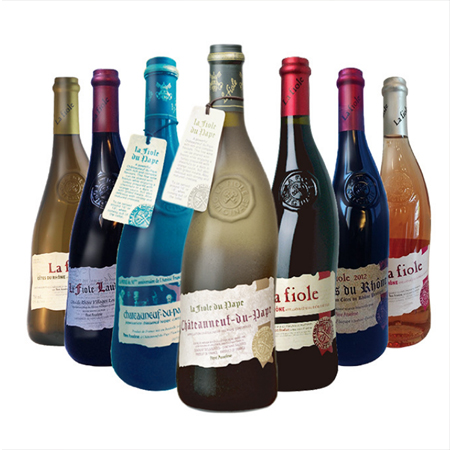 Imported red wine, French crooked neck red wine, dry red wine, France, FIO prosperous
