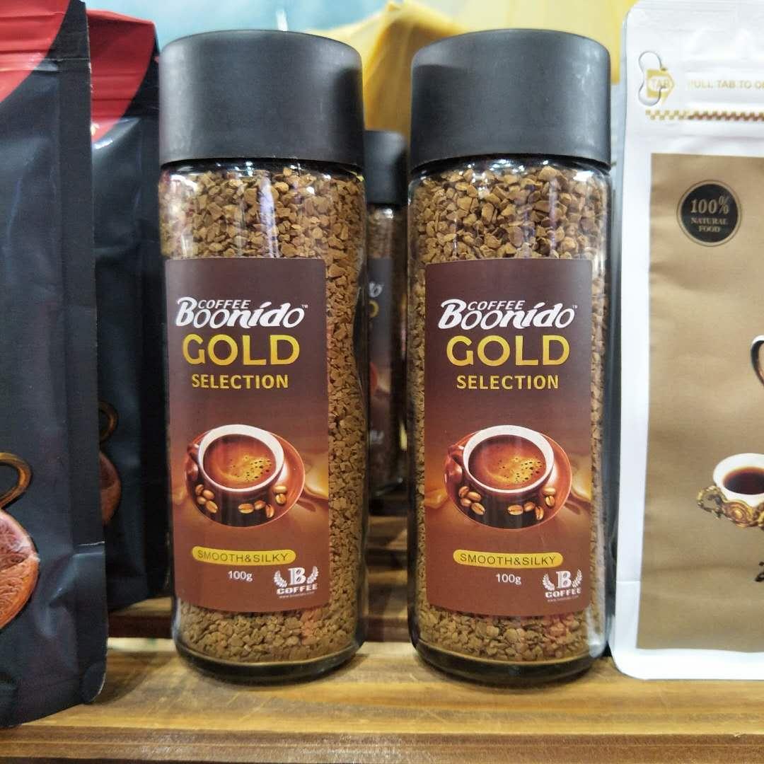 BOONIDO COFFEE SELETION