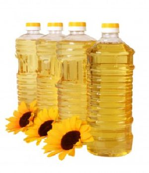 Sunflower oil refined/unrefined