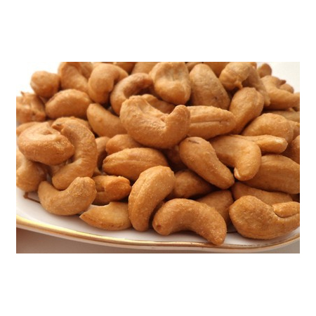 Buy Saigon 68 baked cashew nuts 500g, with skin, imported from Vietnam