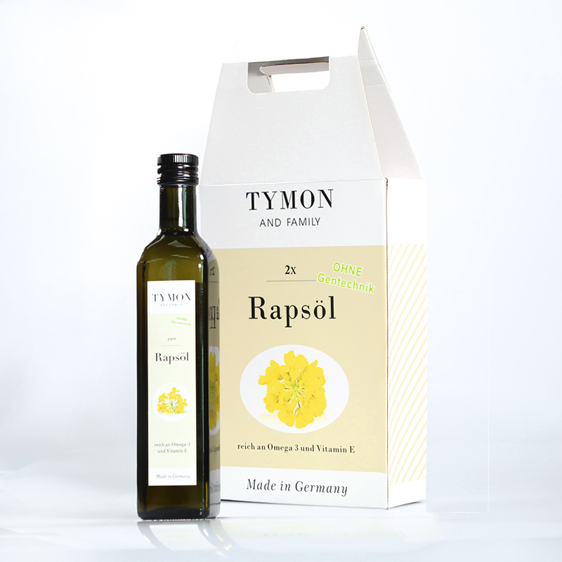 German Tymon low mustard seed oil