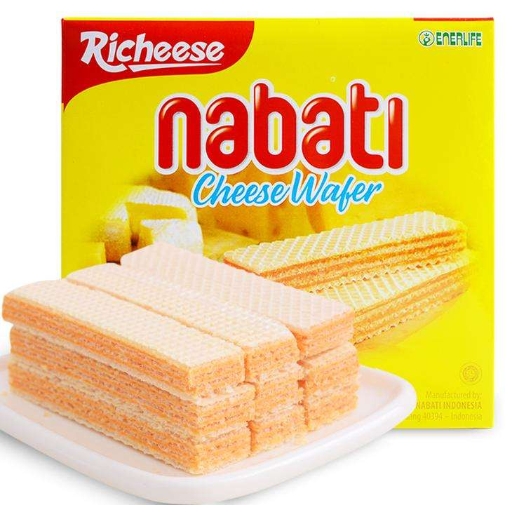 Purchase 1000 cases of Indonesian cheese waffles