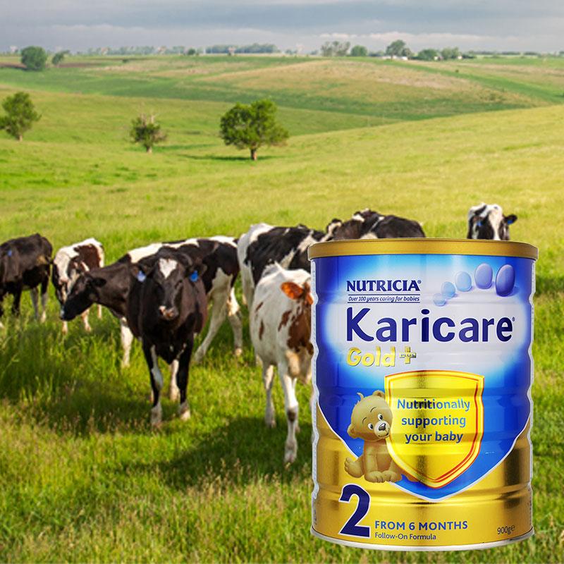 Professional Platform of Karicare 2 900g/ cans of infant